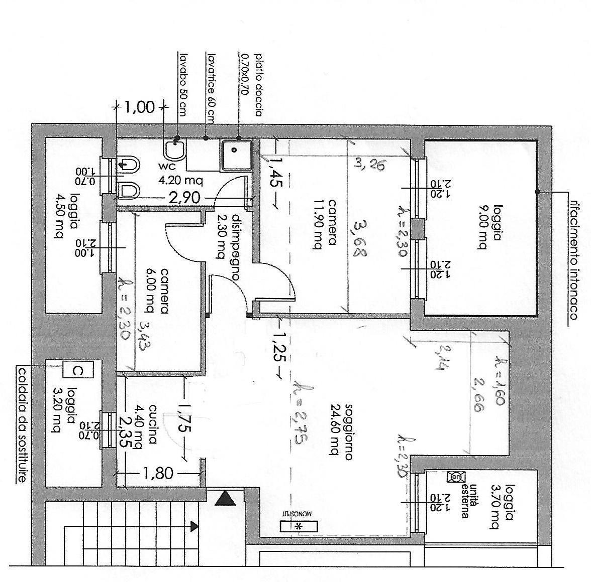 Preventivo armadi guardaroba mobili casa a ferrara online - Arredamento casa completo economico ...