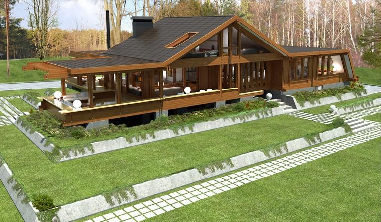 Preventivo bioedilizia case ecologiche costruzione online for Piani di garage con deposito soffitta
