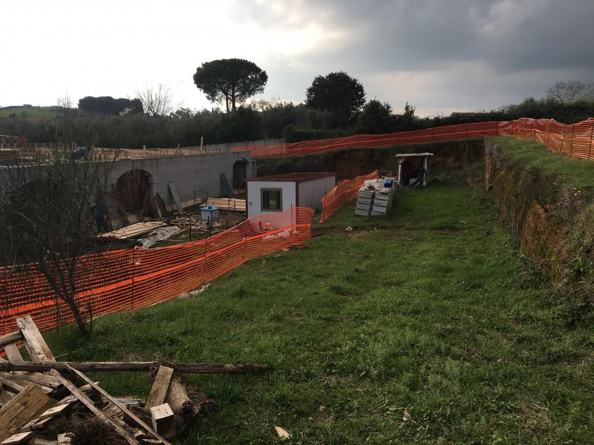 Creazione giardino nuova costruzione a roma - Costo allacciamenti casa nuova costruzione ...