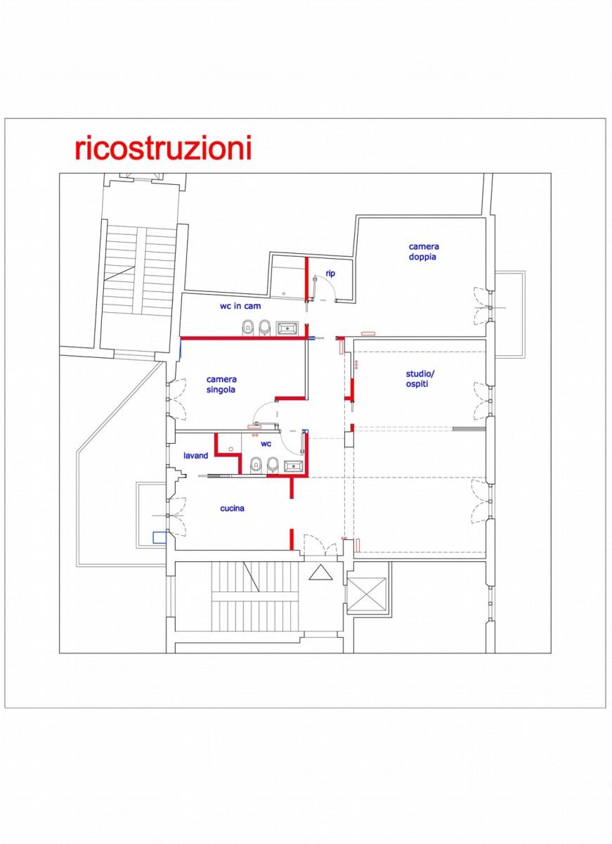 Ristrutturazione casa 110mq a roma - Costo mq ristrutturazione casa ...