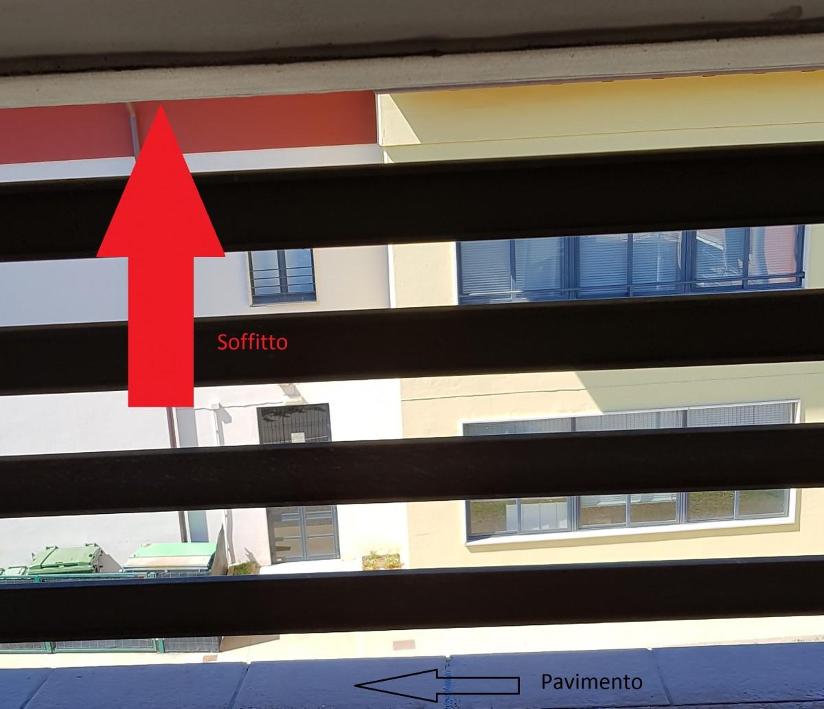 Fare la recinzione di un terrazzo a bergamo - Recinzione terrazzo ...