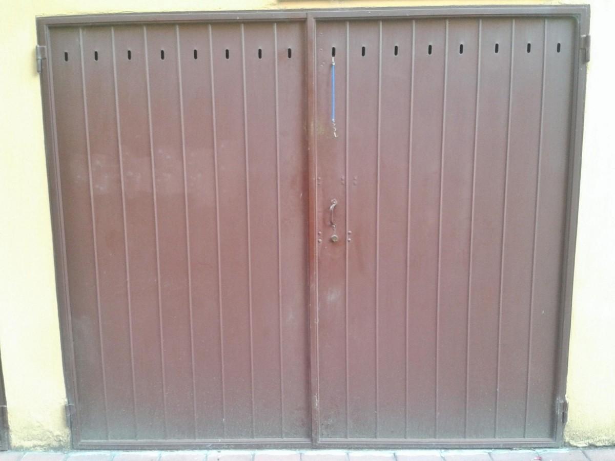 Preventivo porte infissi e serramenti online - Porta garage scorrevole ...