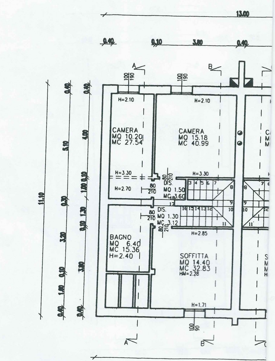 Preventivo impianto elettrico interni online pagina 4 - Schema elettrico bagno ...