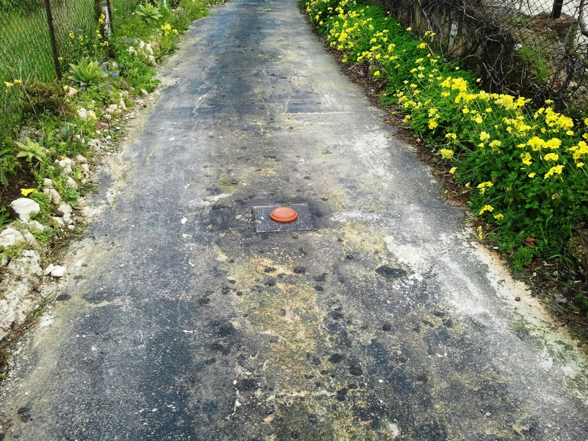 Asfalto strada privata a bolognetta palermo for Strada privata