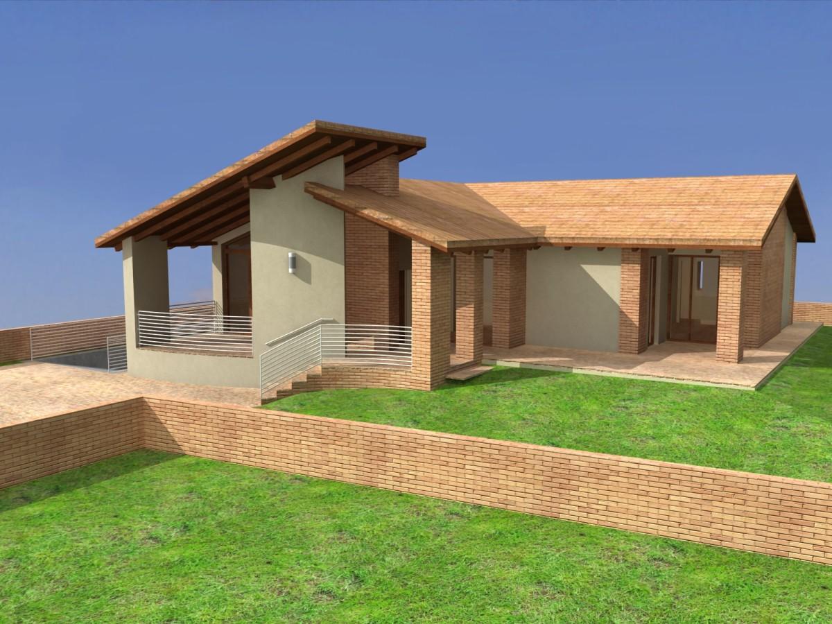 Preventivo bioedilizia case ecologiche costruzione online for Planimetrie 1 livello