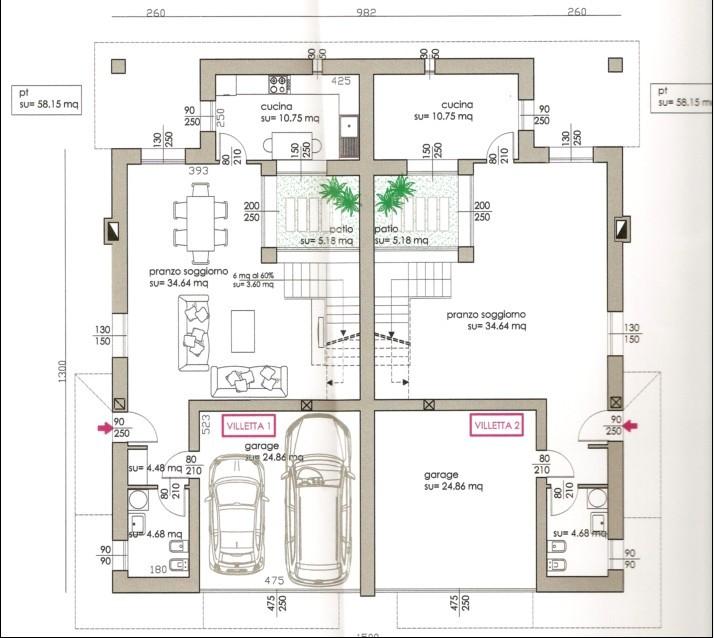 Preventivo costruzione chiavi in mano costruzione online for Progetti ville a due piani