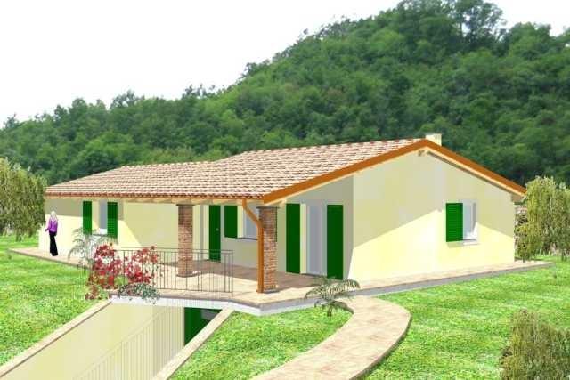 Preventivo costruzione chiavi in mano costruzione online for Piani casa 3 camere da letto e garage doppio