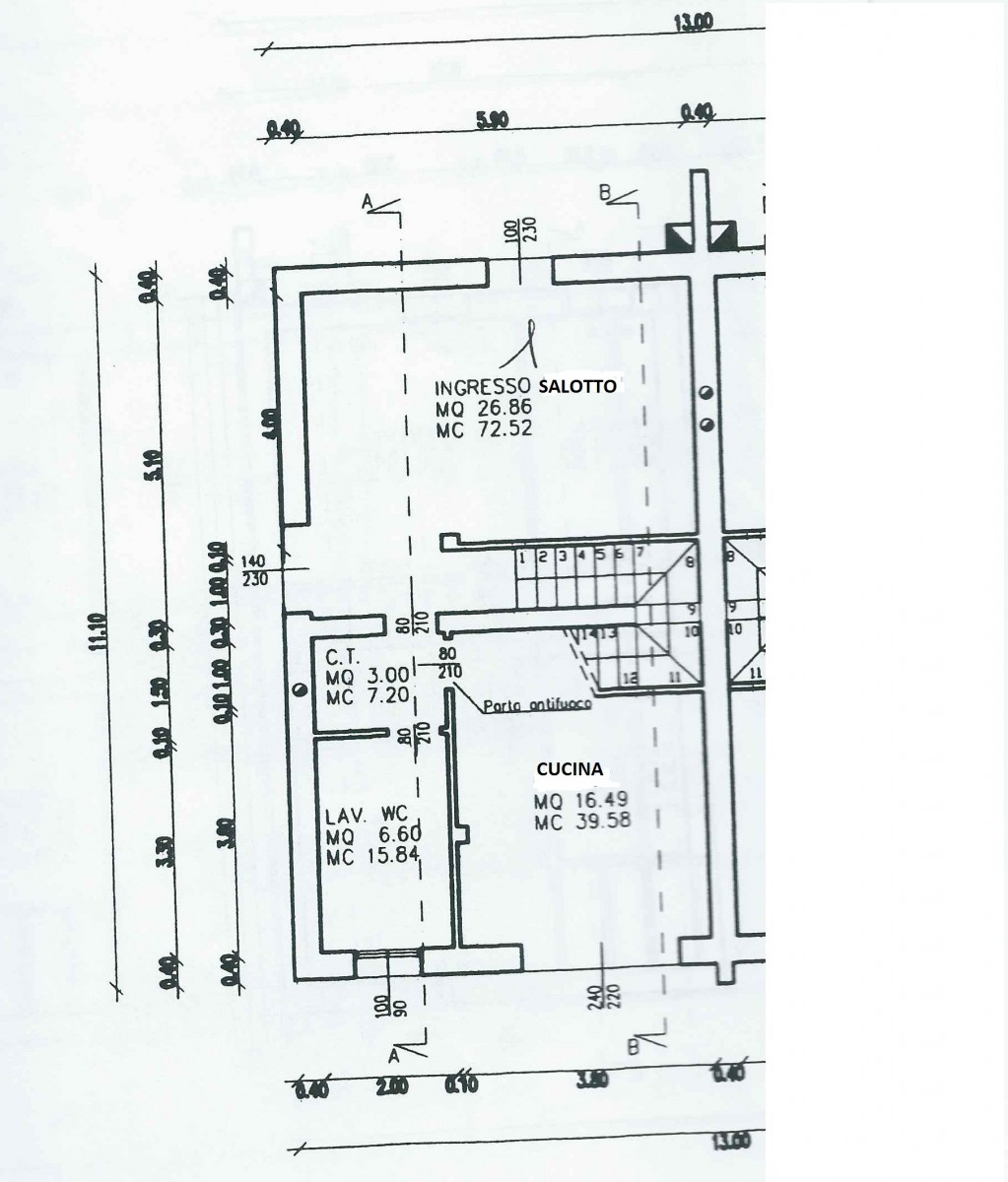 Preventivo impianto elettrico interni online - Impianto idraulico bagno costo ...