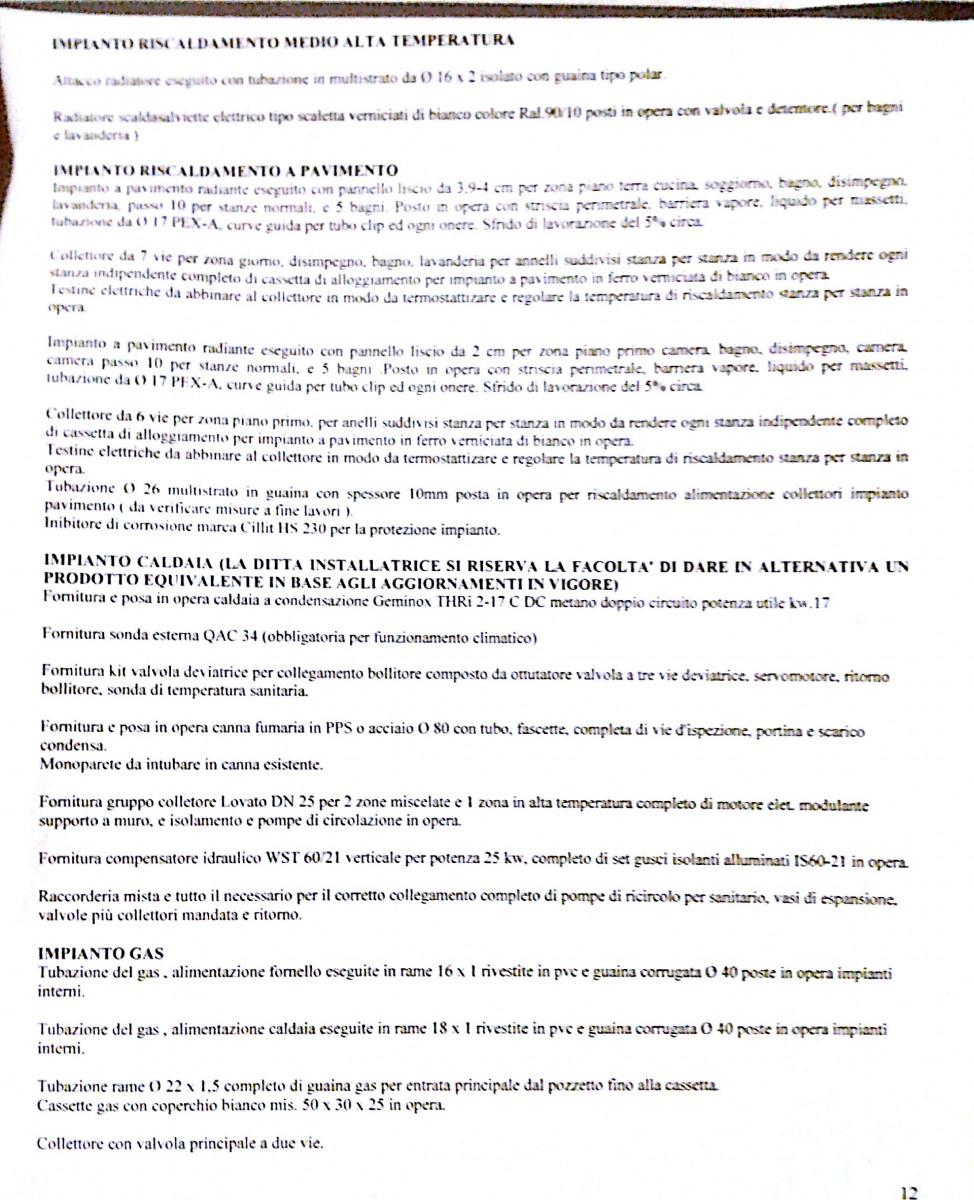 Preventivo impianto idraulico interni online pagina 3 - Esempio preventivo ristrutturazione casa ...