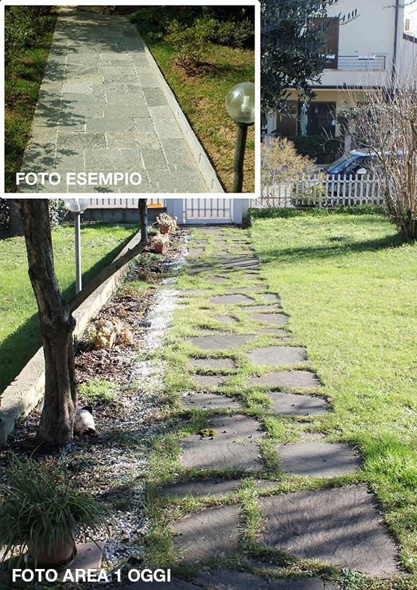 Pavimentazione Esterna Per Giardino A Cesena Forl Cesena