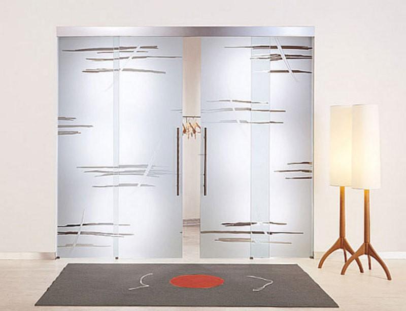 Preventivo vetreria infissi e serramenti online - Porte scorrevoli in vetro ...
