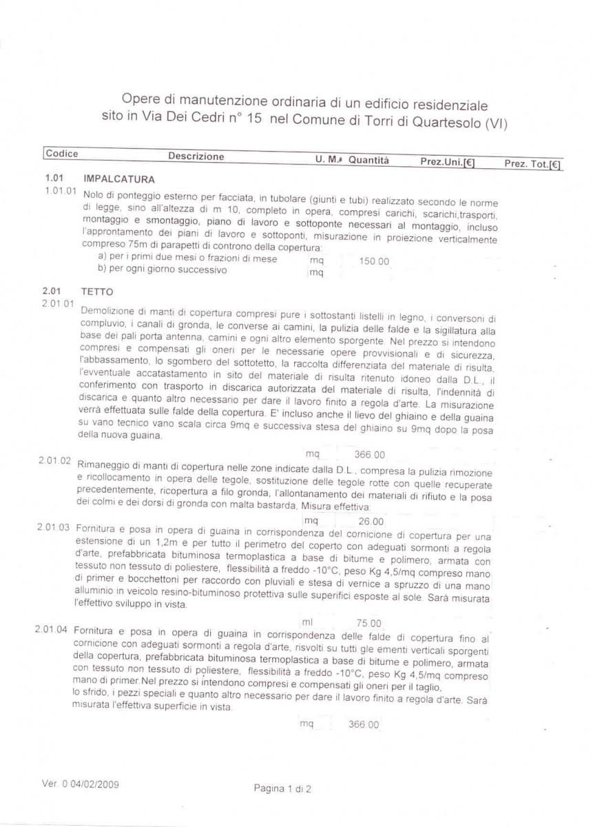 Preventivo Ristrutturazione ONLINE-Pagina 4- Preventivando.it