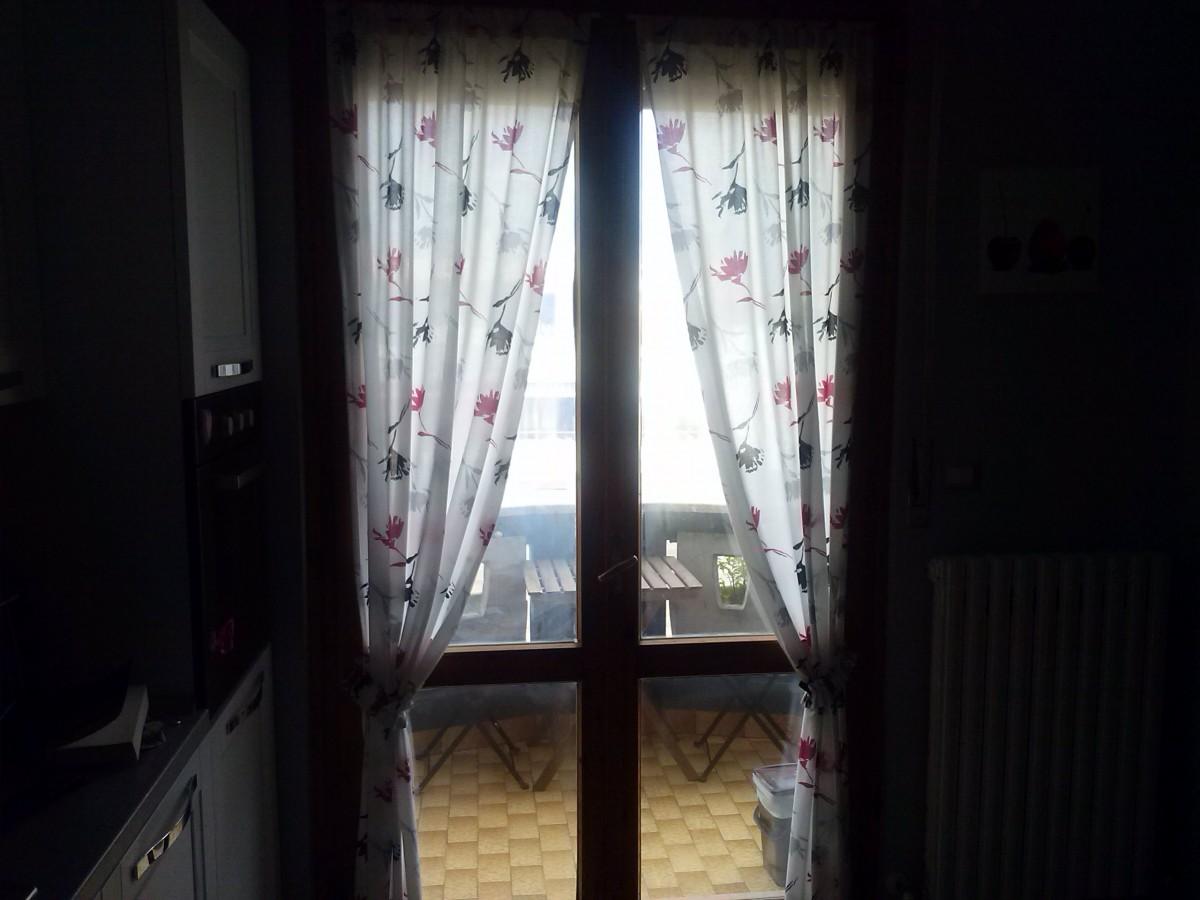 Sostituzione porta finestra legno e pvc a roseto degli - Larghezza porta finestra ...