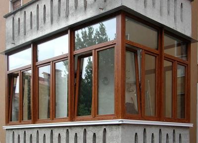 Veranda in alluminio a taranto - Finestre in plexiglass ...