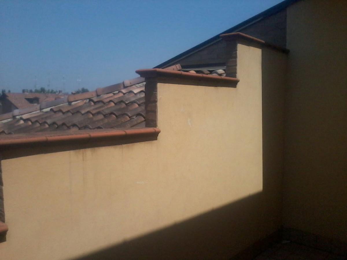 Copertura per chiusura terrazzo a San Prospero (Modena)|Preventivando.it