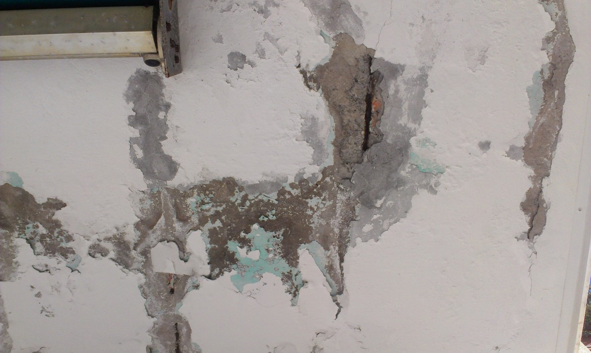 Impermeabilizzazione balconi infiltrazioni a celle - Impermeabilizzazione balconi ...