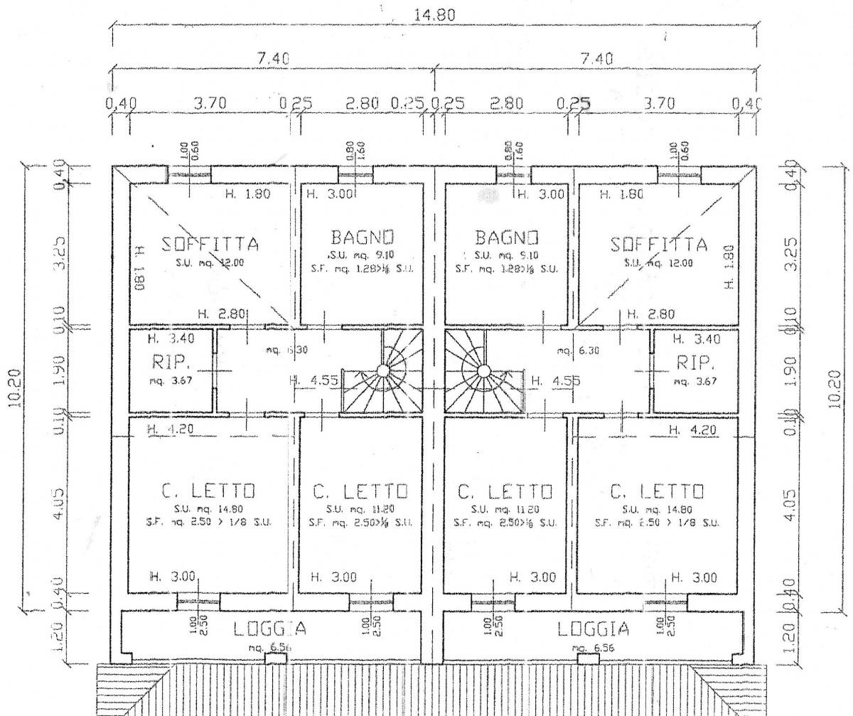 Costo progetto impianto elettrico appartamento fioriera - Costo progetto casa ...