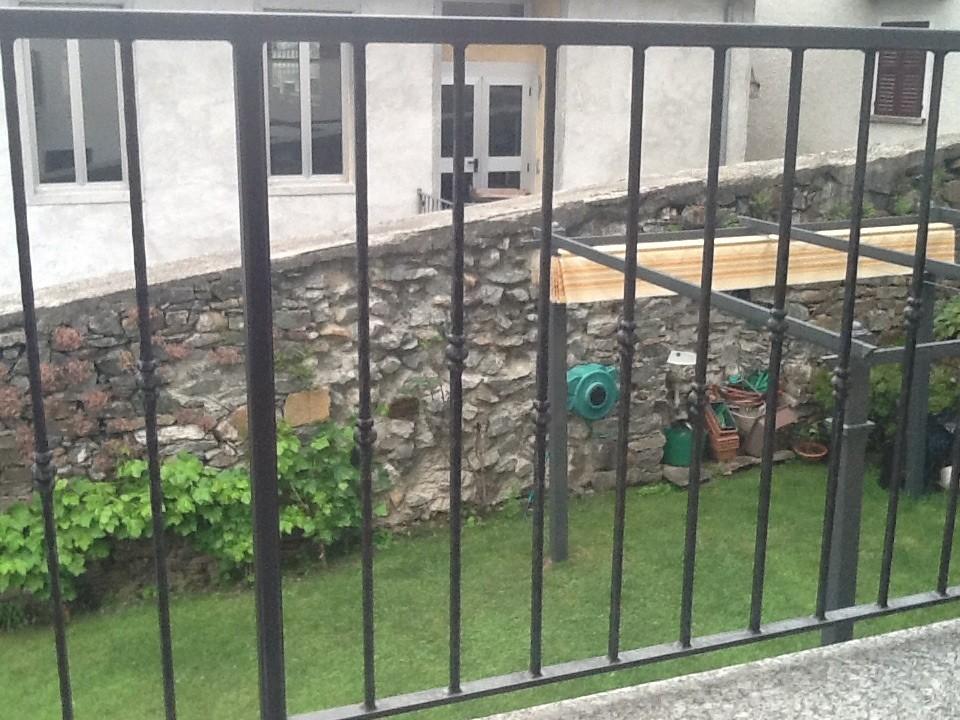 Preventivo recinzione esterni online - Recinzione terrazzo ...