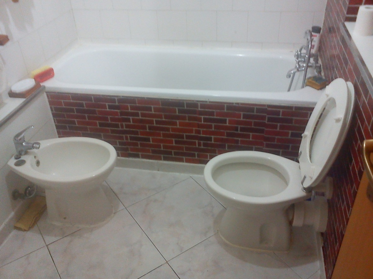 Costo bagno nuovo finest costo rifacimento bagno mq - Costo sanitari bagno completo ...