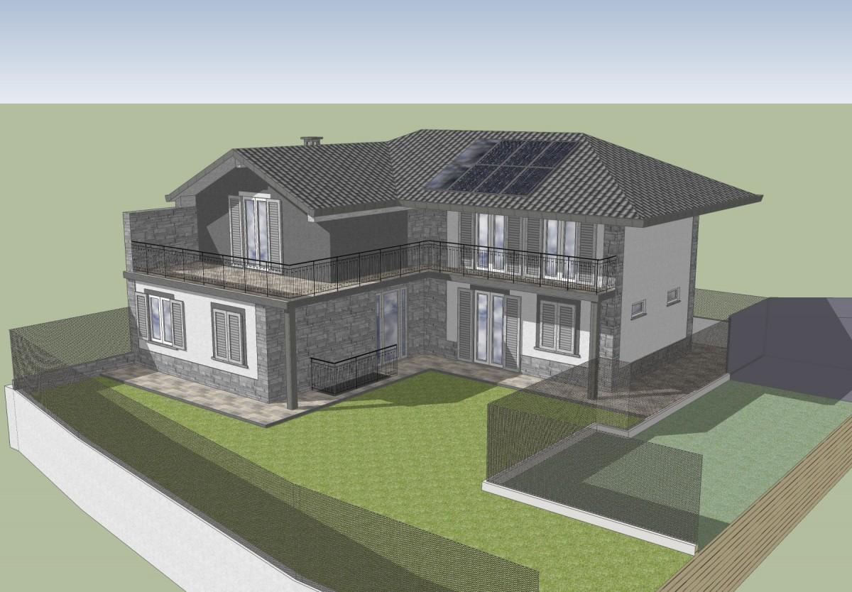 Preventivo costruzione chiavi in mano a verona online - Chiavi in mano casa ...