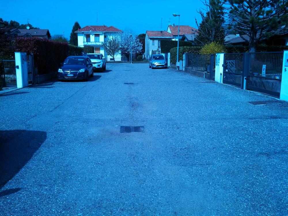 Strada privata piazzale a rovellasca como for Strada privata