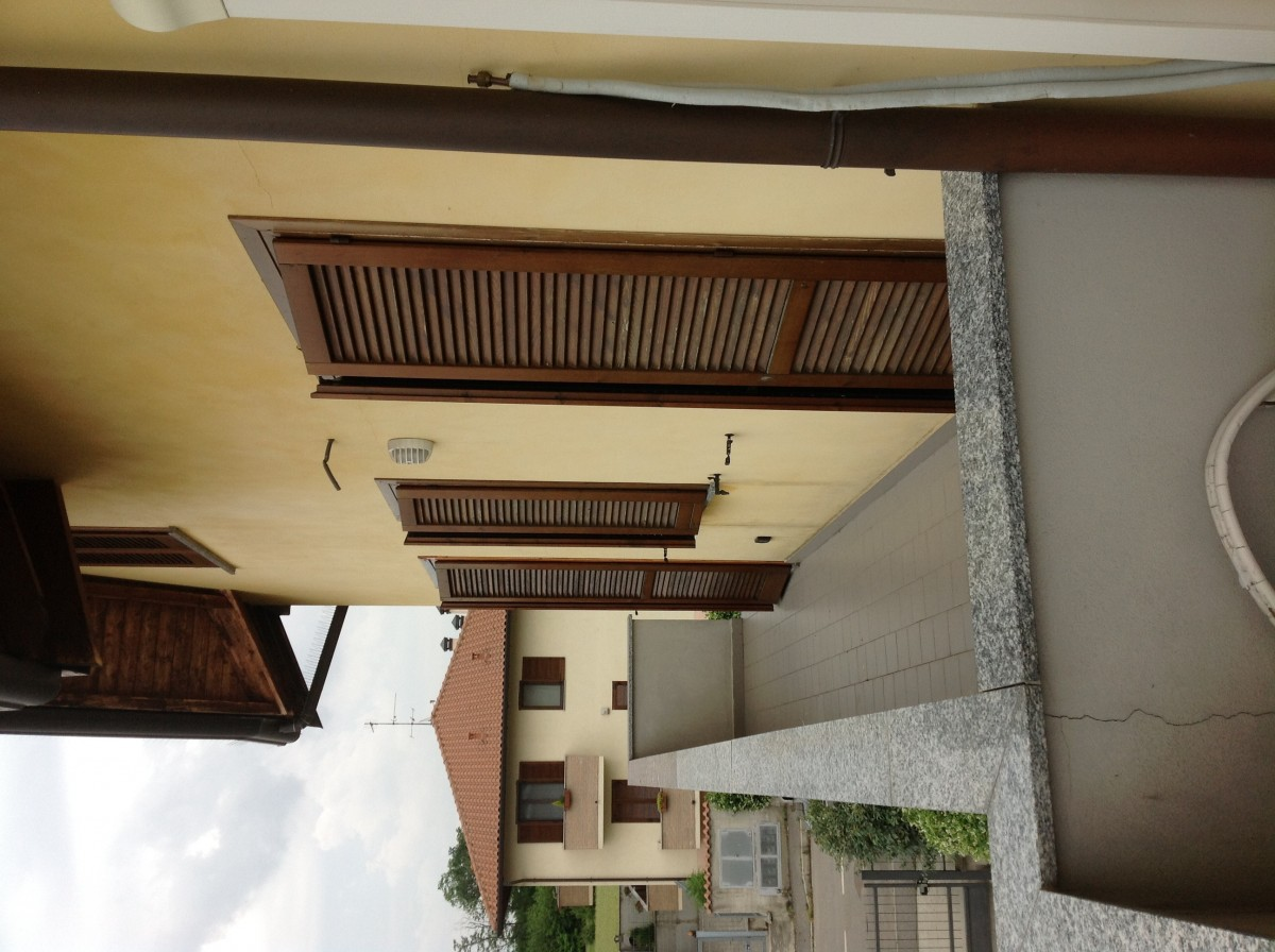 Preventivo tettoia esterni online pagina 5 for Copri ringhiera
